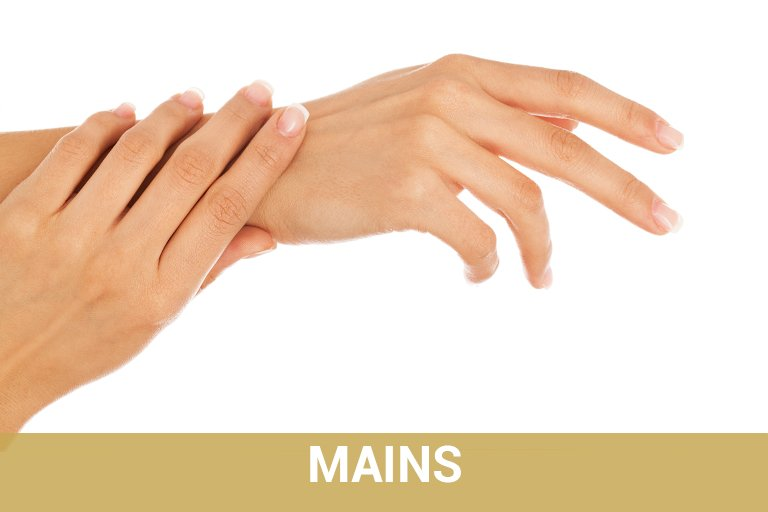 Chirurgie des mains