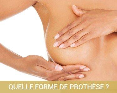 Chirurgie Esthétique du sein les prothèses